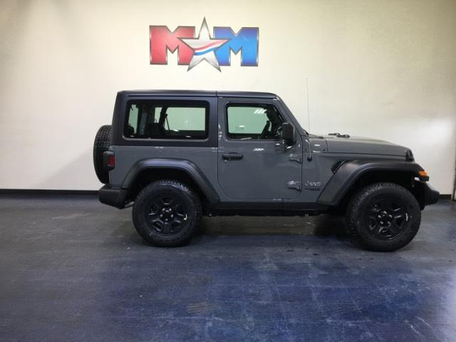 Shelor Used Cars >> New 2019 Jeep Wrangler Sport 4x4 Sport Utility In Christiansburg