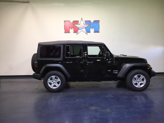 New 2018 Jeep Wrangler Unlimited Sport S 4x4 4WD