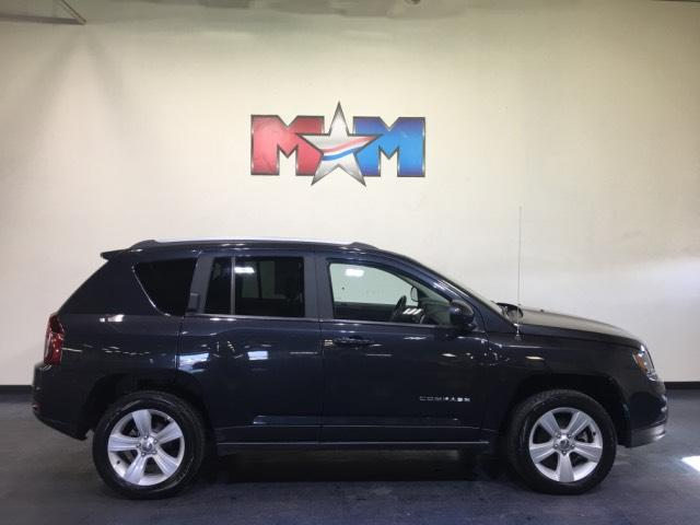 Pre-Owned 2016 Jeep Compass 4WD Latitude