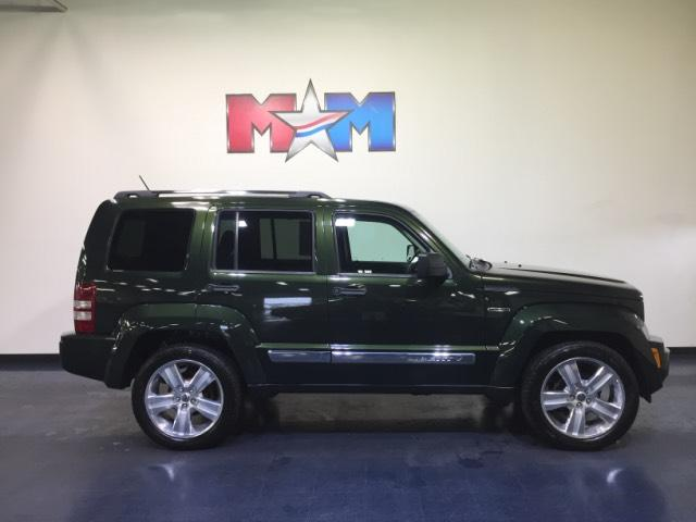 Pre-Owned 2012 Jeep Liberty 4WD 4dr Limited