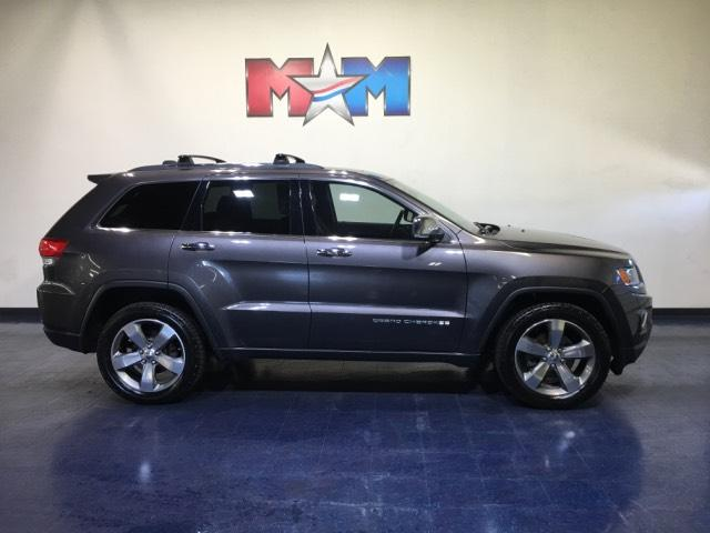 Pre-Owned 2014 Jeep Grand Cherokee 4WD 4dr Limited