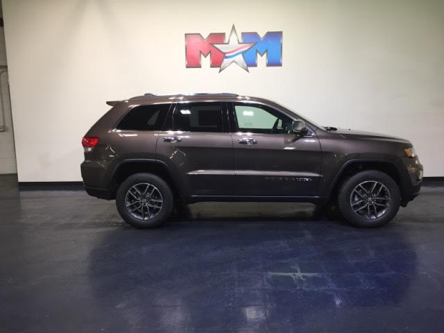 New 2018 Jeep Grand Cherokee Limited 4x4 4WD