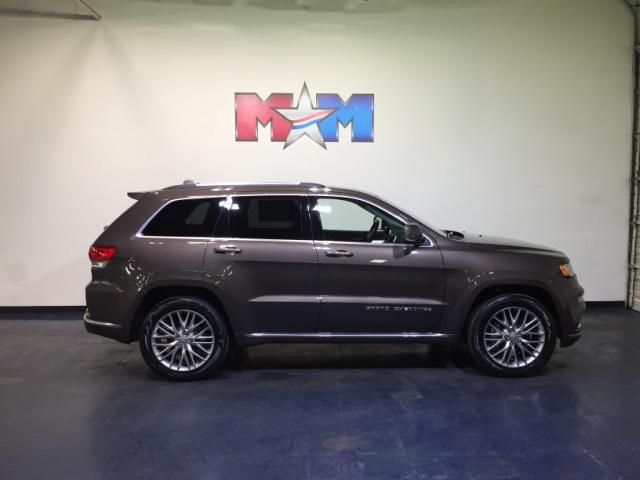 New 2018 Jeep Grand Cherokee Summit 4x4