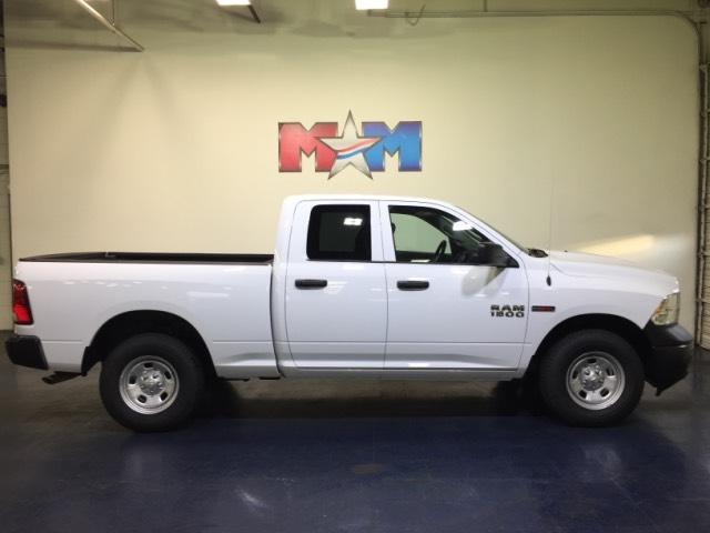 New 2018 Ram 1500 Tradesman 4x4 Quad Cab 6'4 Box 4WD