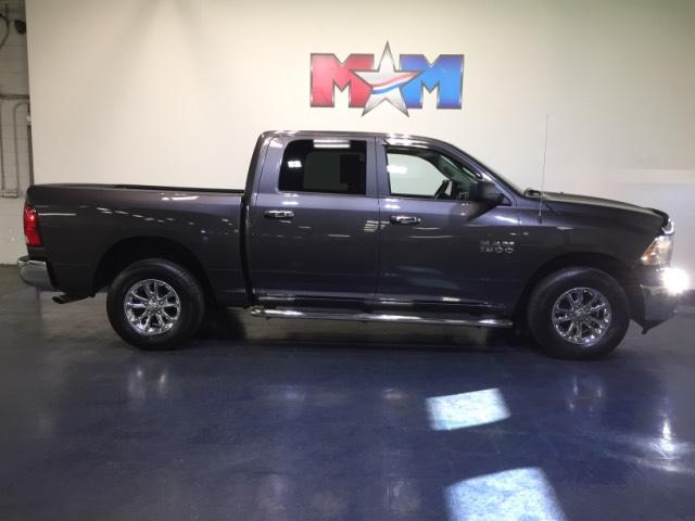 Pre-Owned 2014 Ram 1500 4WD Crew Cab 140.5 Big Horn