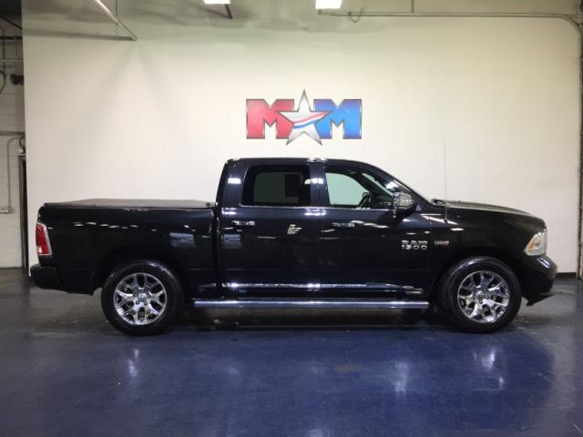 Pre-Owned 2016 Ram 1500 4WD Crew Cab 140.5 Longhorn Limited