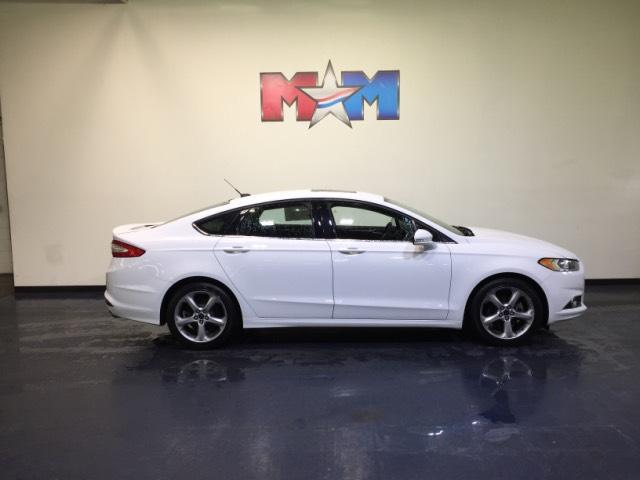 Pre-Owned 2015 Ford Fusion 4dr Sdn SE FWD FWD 4dr Car