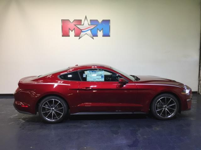 New 2018 Ford Mustang EcoBoost Premium Fastback With Navigation