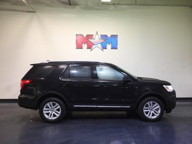 New 2018 Ford Explorer XLT 4WD 4WD