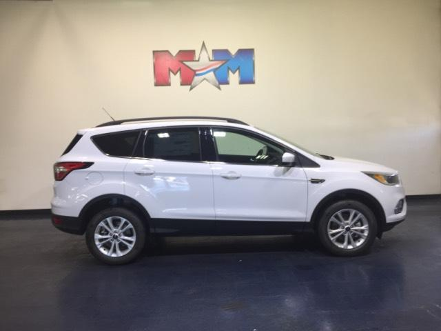 New 2018 Ford Escape SE 4WD 4WD