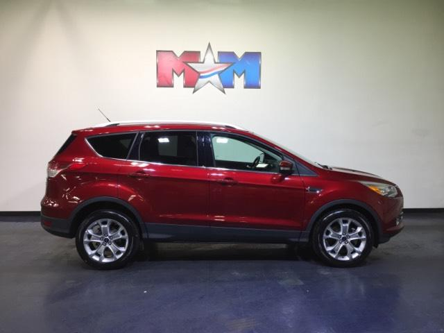 pre-owned 2014 ford escape 4wd 4dr titanium sport utility in