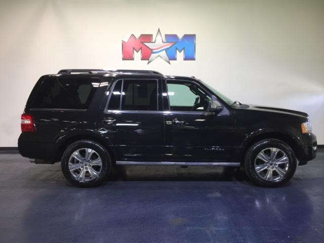 Pre-Owned 2015 Ford Expedition 4WD Platinum