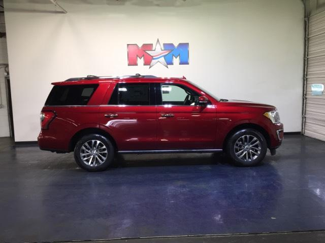 New 2018 Ford Expedition Limited 4x4 4WD