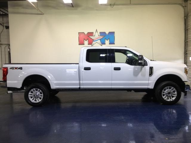 2018 Ford Super Duty >> Pre Owned 2018 Ford Super Duty F 250 Srw Xlt 4wd Crew Cab 8 Box 4wd