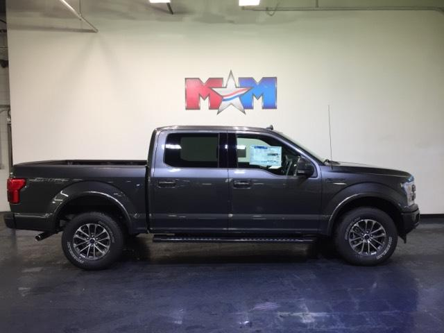 New 2018 Ford F-150 Lariat 4WD SuperCrew 5.5' Box With Navigation & 4WD