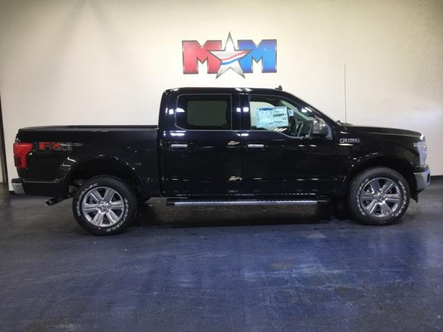 Ford F150 Crew Cab >> New 2019 Ford F 150 Lariat 4wd Supercrew 5 5 Box Crew Cab Pickup In