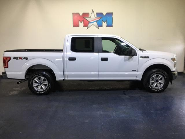 Pre Owned 2017 Ford F 150 Xl 4wd Supercrew 5 Box