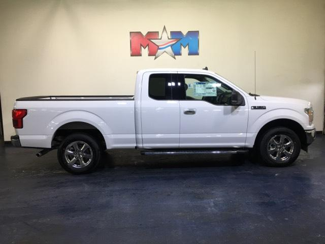 New 2019 Ford F-150 XLT 2WD SuperCab 6.5 Box