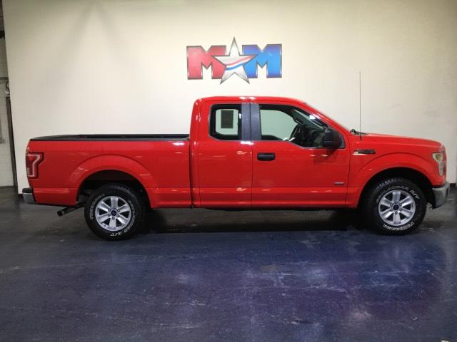 Pre-Owned 2016 Ford F-150 2WD SuperCab 145 XL
