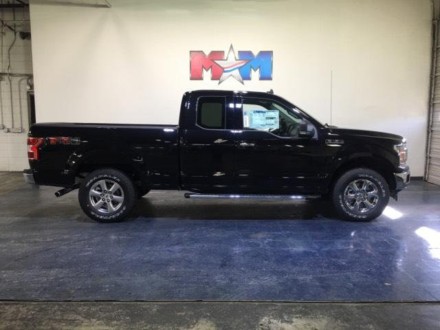 New 2019 Ford F 150 Xlt 4wd Supercab 6 5 Box