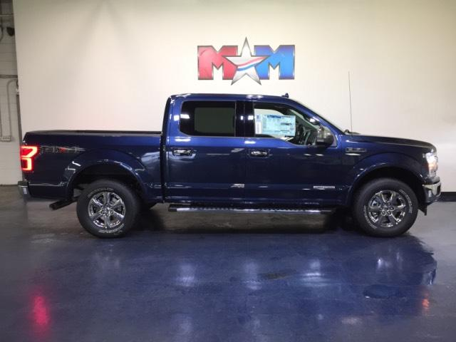 New 2018 Ford F-150 Lariat 4WD SuperCrew With Navigation