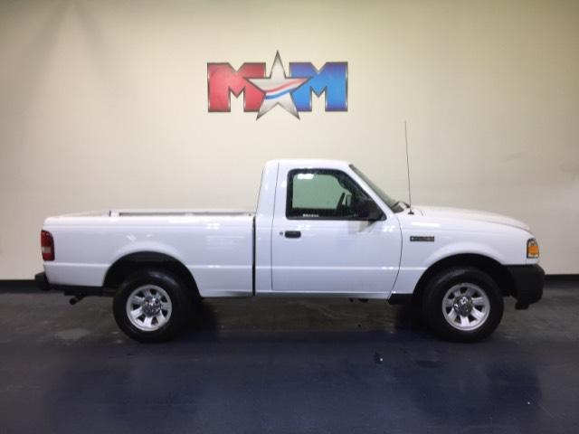 Pre-Owned 2011 Ford Ranger 2WD Reg Cab 112 XL RWD Regular Cab Pickup