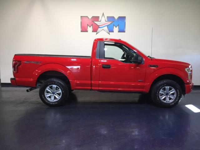 Pre-Owned 2016 Ford F-150 4WD Reg Cab 122.5 XL