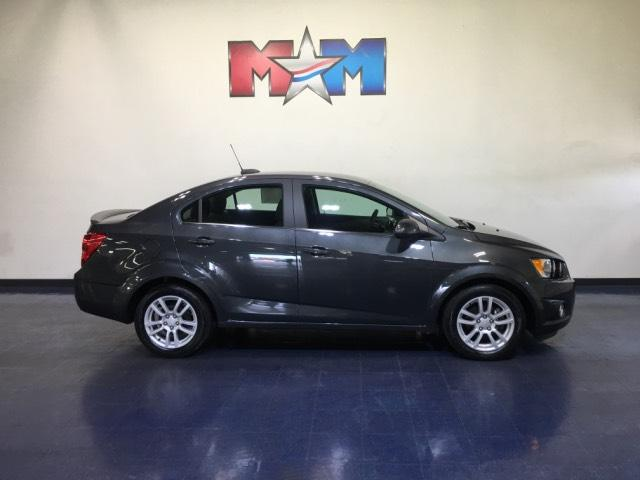 Pre-Owned 2016 Chevrolet Sonic 4dr Sdn Auto LT