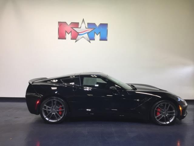 Pre Owned 2016 Chevrolet Corvette 2dr Stingray Cpe W 1lt