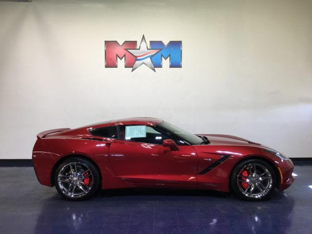 Shelor Used Cars >> Pre Owned 2015 Chevrolet Corvette 2dr Stingray Cpe W 1lt 2dr Car In