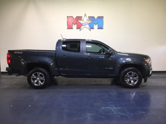 Pre-Owned 2018 Chevrolet Colorado 4WD Crew Cab Z71