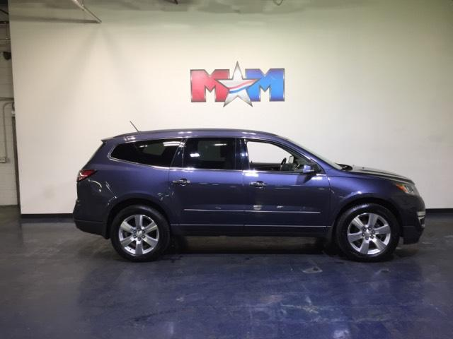 Pre-Owned 2014 Chevrolet Traverse AWD 4dr LTZ With Navigation & AWD