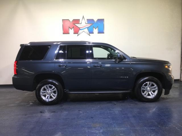 Pre-Owned 2019 Chevrolet Tahoe 4WD 4dr LT