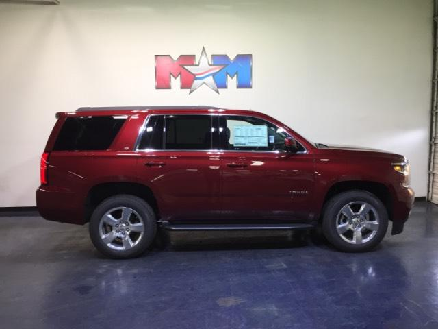 New 2018 Chevrolet Tahoe 4WD 4dr LT 4WD