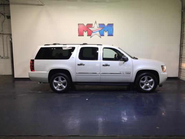 Pre-Owned 2014 Chevrolet Suburban 4WD 4dr LTZ 4WD