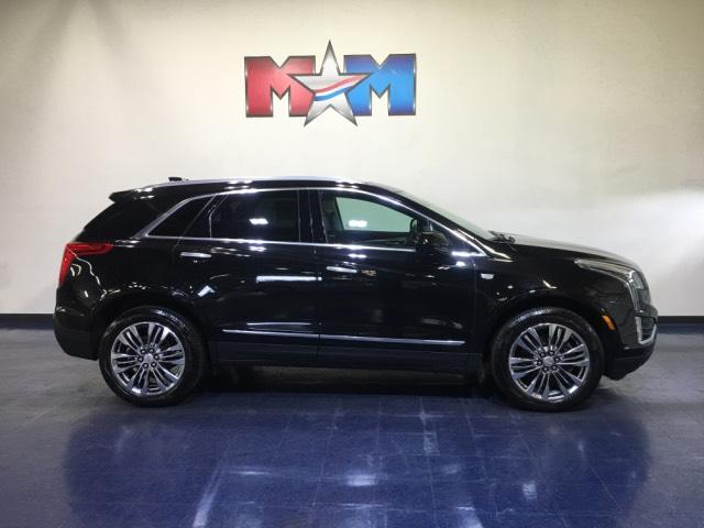 Pre-Owned 2017 Cadillac XT5 AWD 4dr Premium Luxury