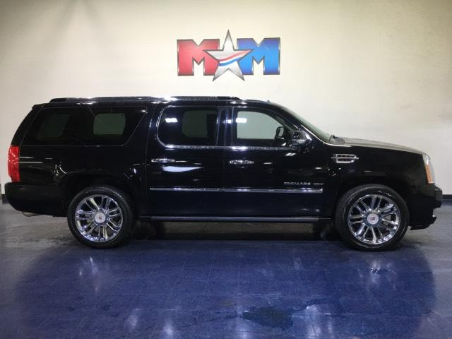 Pre-Owned 2010 Cadillac Escalade ESV AWD 4dr Platinum Edition