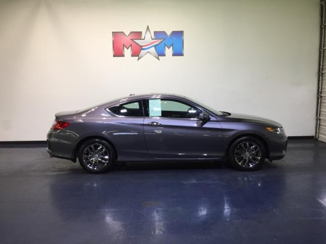Pre-Owned 2015 Honda Accord 2dr V6 Auto EX-L w/Navi
