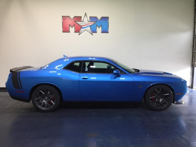 New 2018 Dodge Challenger R/T Scat Pack RWD With Navigation