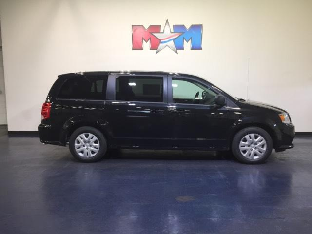 New 2018 Dodge Grand Caravan SE Wagon FWD
