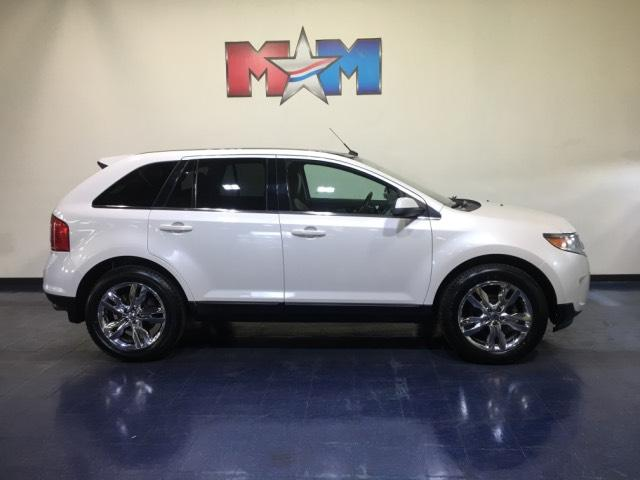 Pre Owned 2014 Ford Edge 4dr Limited Awd Awd