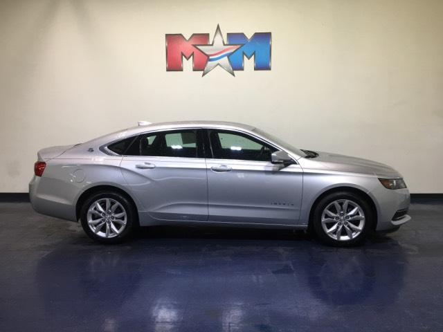 Pre-Owned 2017 Chevrolet Impala 4dr Sdn LT w/1LT