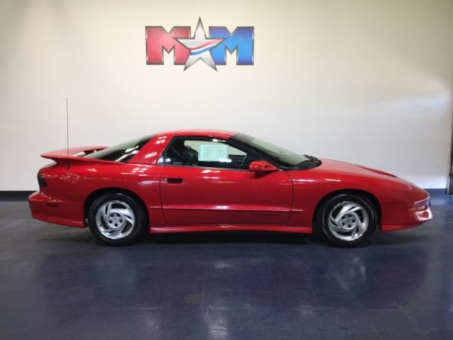 Pre-Owned 1994 Pontiac Firebird 2dr Coupe Trans Am Hatchback 2 Dr.