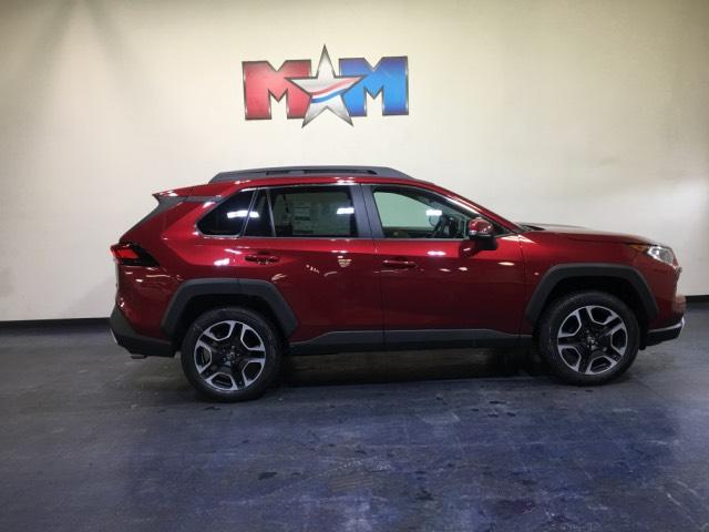 Shelor Motor Mile Toyota >> New 2019 Toyota Rav4 Adventure Awd Sport Utility In Christiansburg