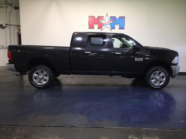New 2018 Ram 3500 Big Horn 4x4 Mega Cab 6'4 Box 4WD