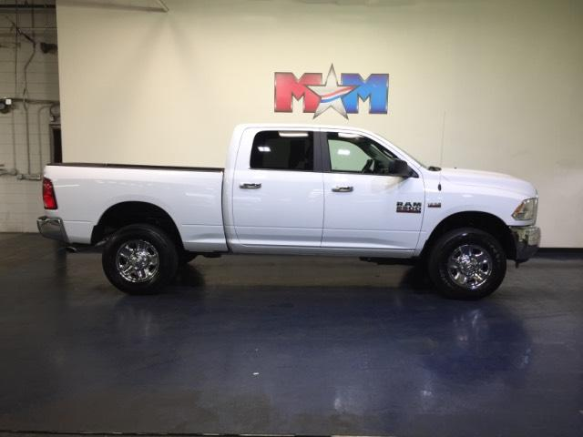 Pre-Owned 2017 Ram 2500 Big Horn 4x4 Crew Cab 6'4 Box
