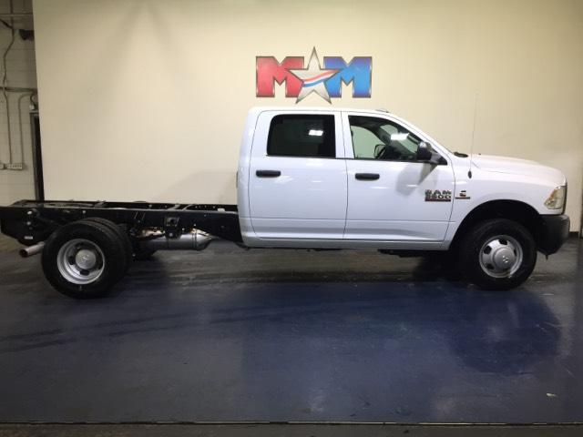 New 2018 Ram 3500 Chassis Cab Tradesman 4WD Crew Cab