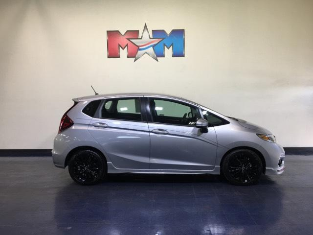 Pre-Owned 2018 Honda Fit Sport CVT FWD