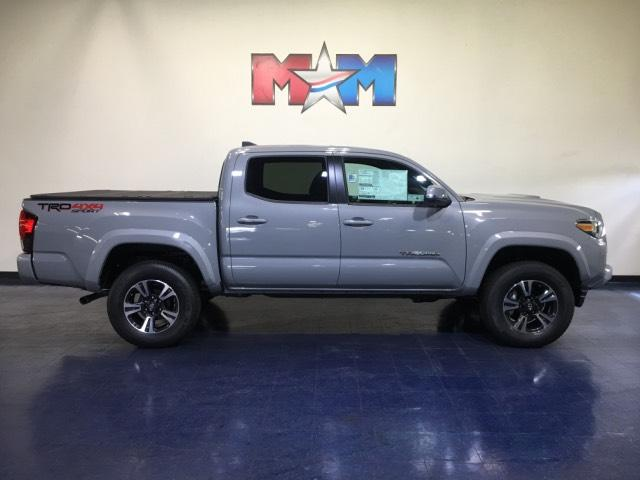 New 2019 Toyota Tacoma 4WD TRD Sport Double Cab 5' Bed V6 AT With Navigation