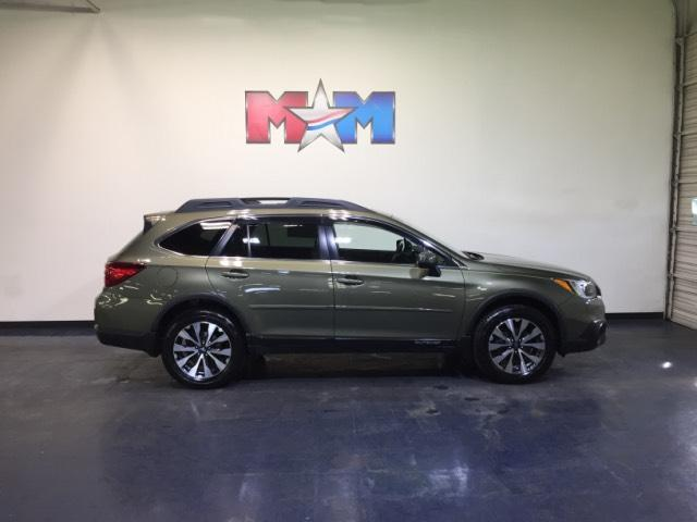 Pre-Owned 2015 Subaru Outback 4dr Wgn 2.5i Limited PZEV AWD